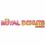 ROYAL DONUTS Logo
